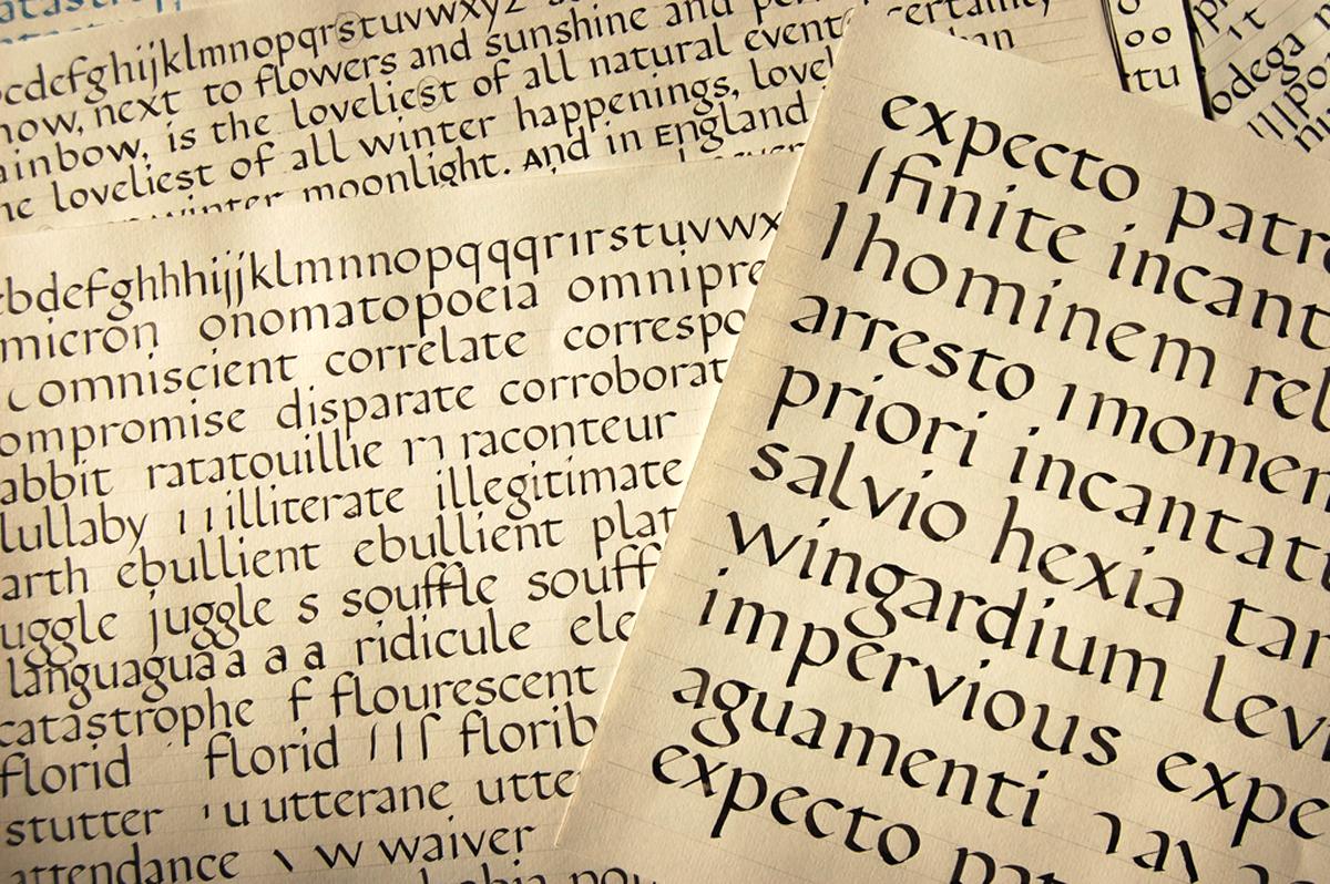 02_Calligraphy_italic